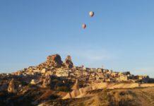 Uchisar, Capadocia