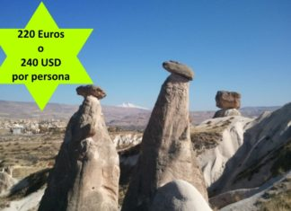 Capadocia Promocional 220 Euros